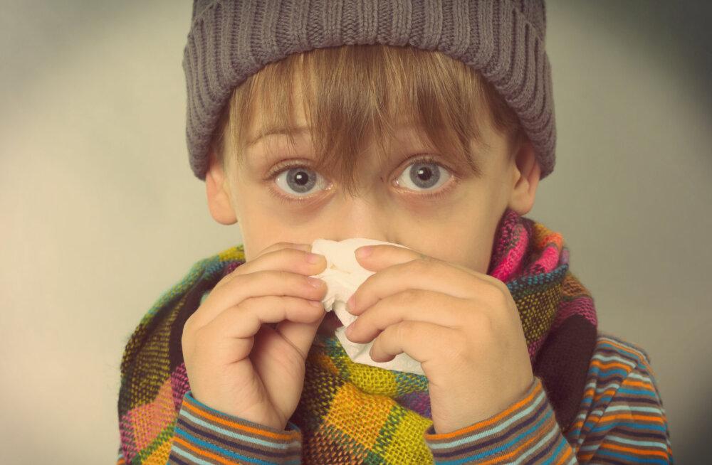 PERE JA KODU PODCAST | Perearst annab nõu, kuidas su laps gripihooajal terveks jääb ja millal tohib lasteaeda minna?