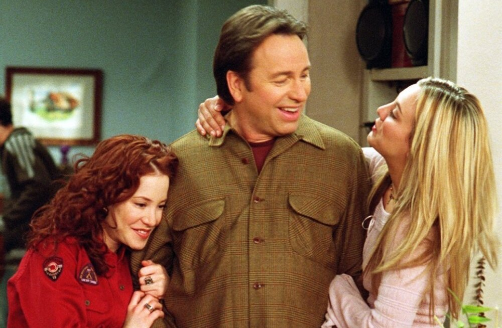 John Ritter, 8 Simple Rules for Dating My Teenage Daughter