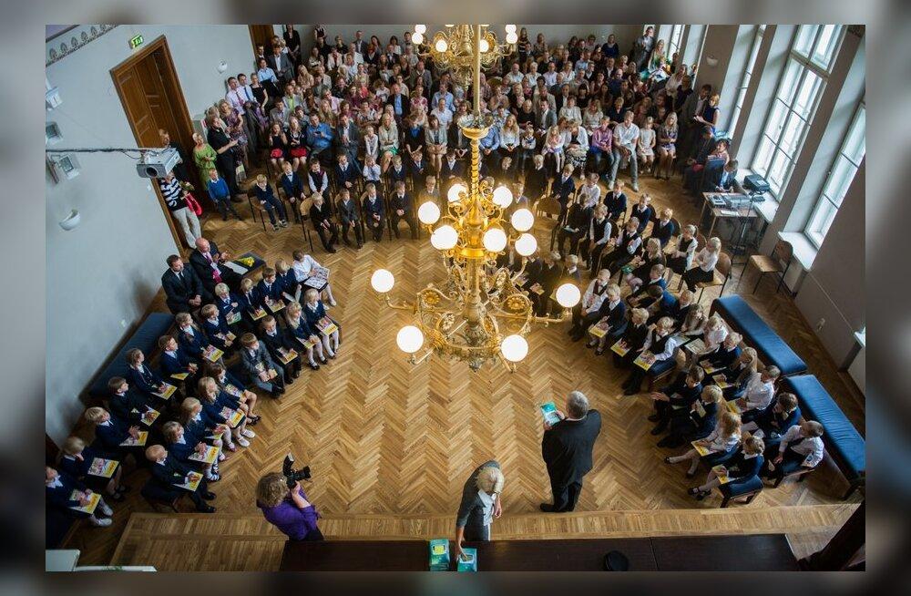 Tallinn kesklinna Põhikooli aktus