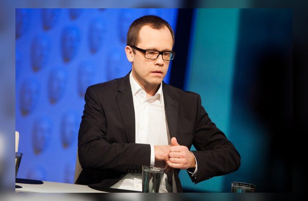 Urmas Klaasi kommentaarid Sirbi saagale lõid sotsiaalmeedia kihama