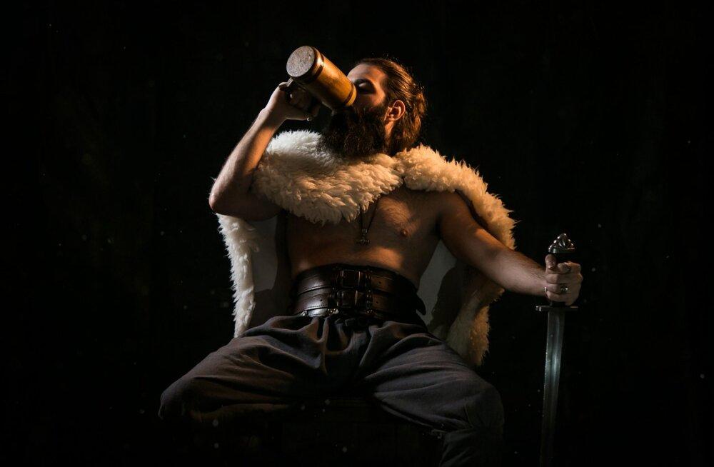 Viikingite peretüli lõppes kuningatapuga