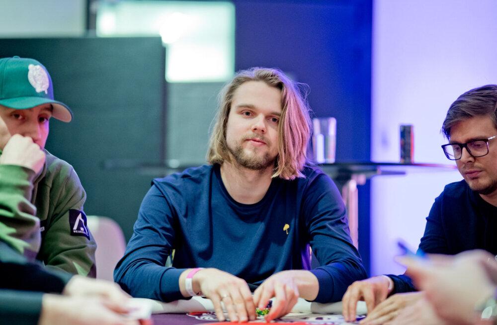 Eestlane tuli pokkeri maailmameistriks ja võitis 500 000 eurot