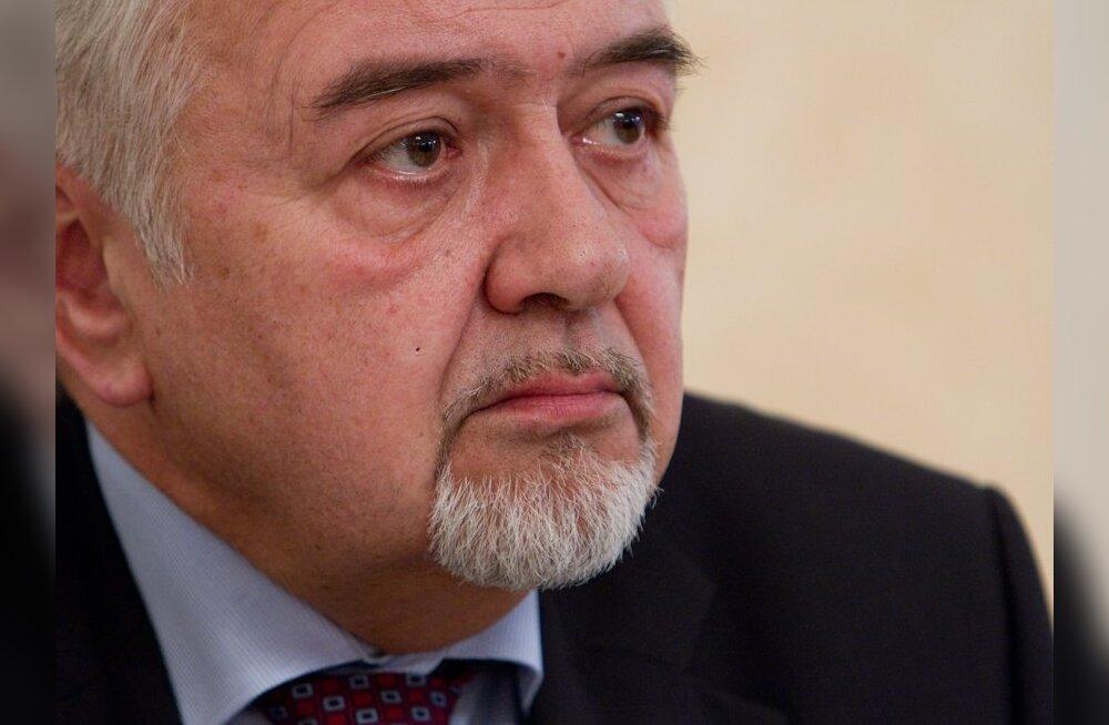Merzljakov: uus saadik ei tähenda automaatselt Eesti-Vene suhete muutumist
