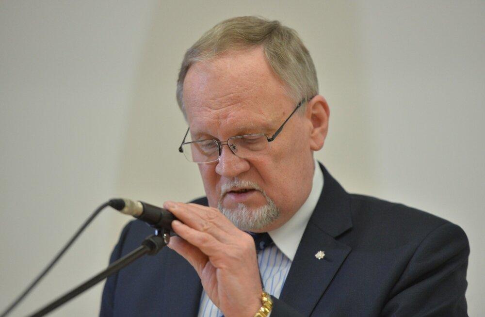 Tallinna linnavolikogu asub täna valima uut esimeest