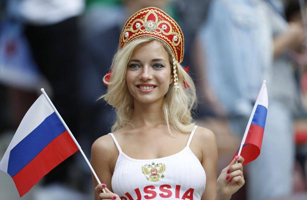 ФОТО: Самая красивая российская болельщица оказалась порнозвездой