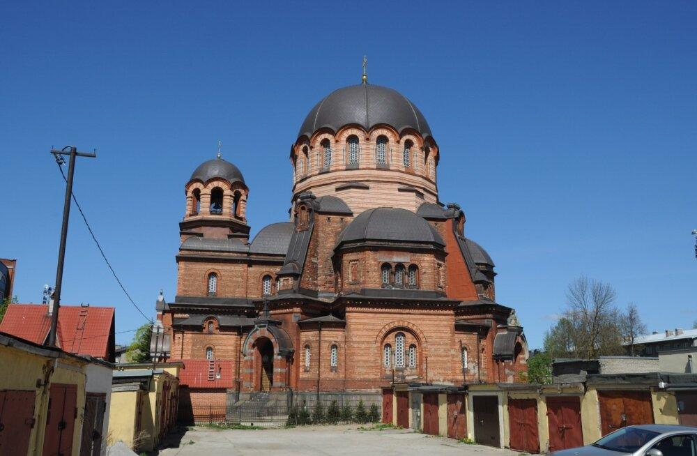Narva kirik ja Narva garaažid, mis neid suudaks lahuta?
