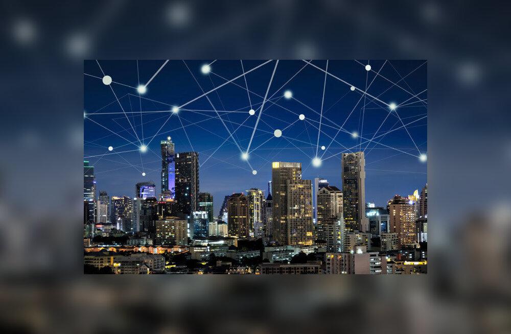 Imematerjal grafeen ühendab 5G võrku nii kohvimasina kui isesõitva auto