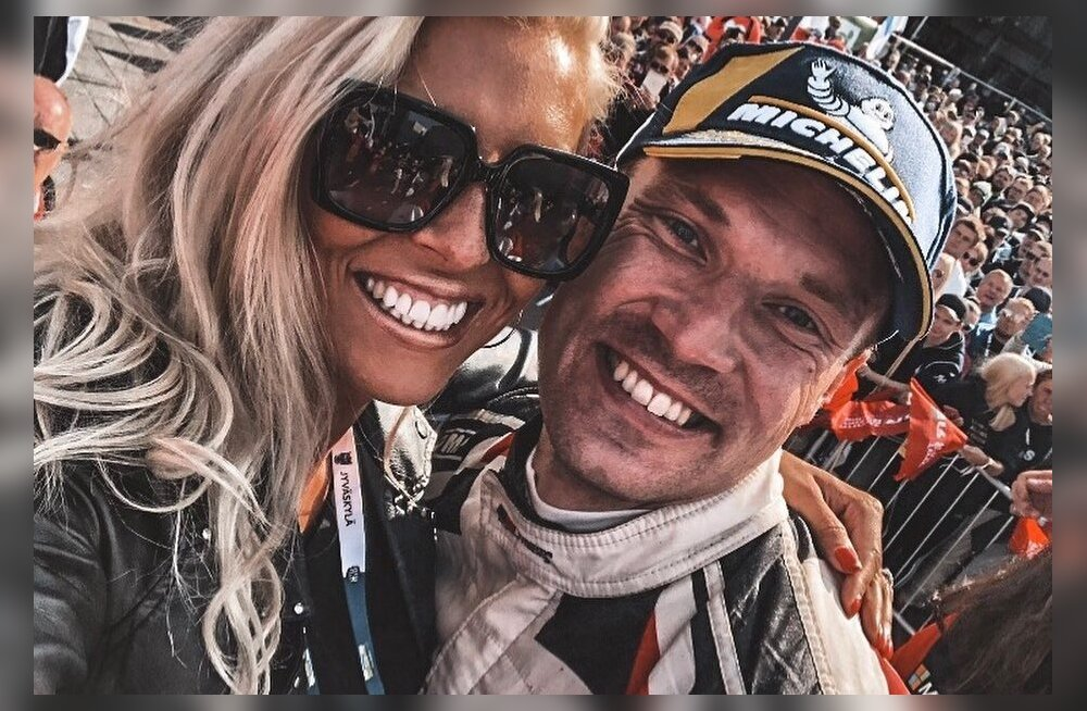 Soome meedia: Jari-Matti Latvala skandaalset kaasat ei lubata rallidel Toyota tiimi alasse