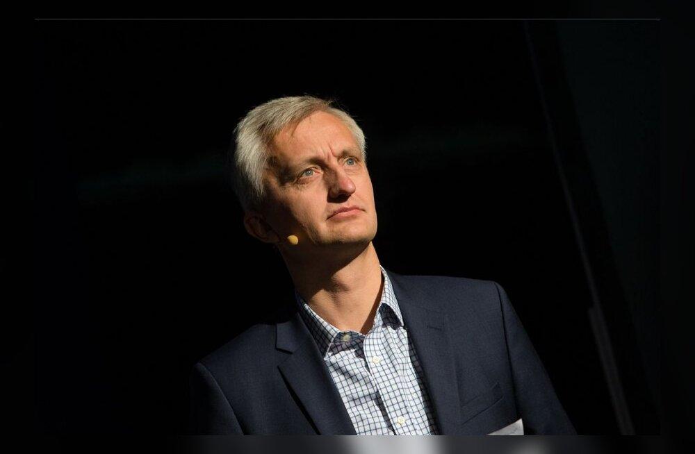 Indrek Neivelt: mida teha, et firmad nagu Transferwise ja GrabCad oleksid Eesti firmad?