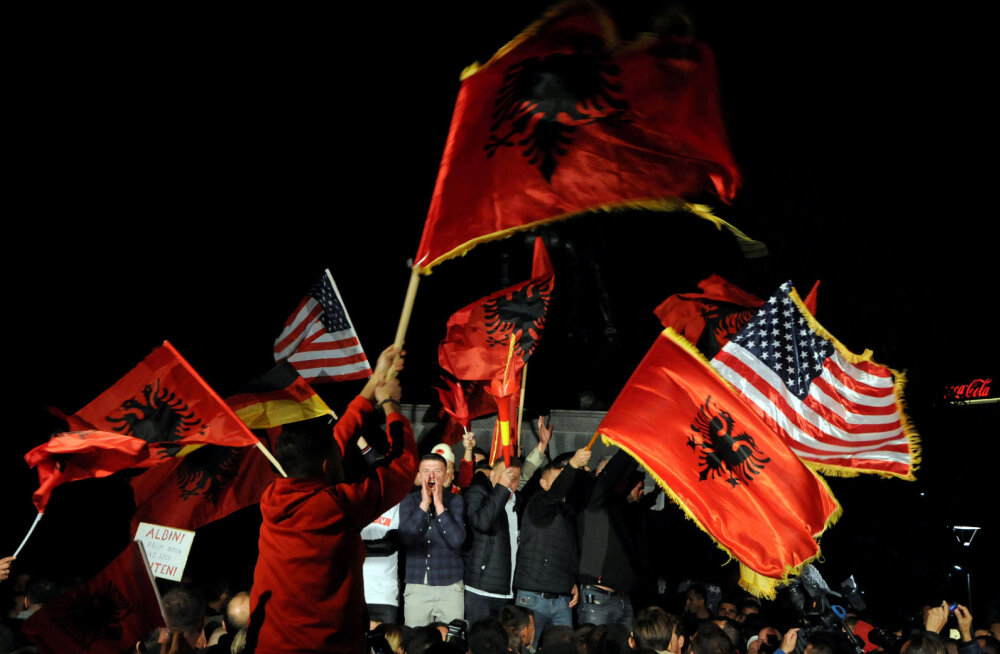 Kosovo parlamendivalimised võitsid opositsioonierakonnad