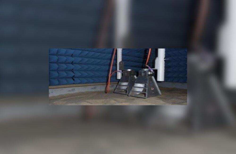 Uut tüüpi radar avastab maa-aluseid tunneleid