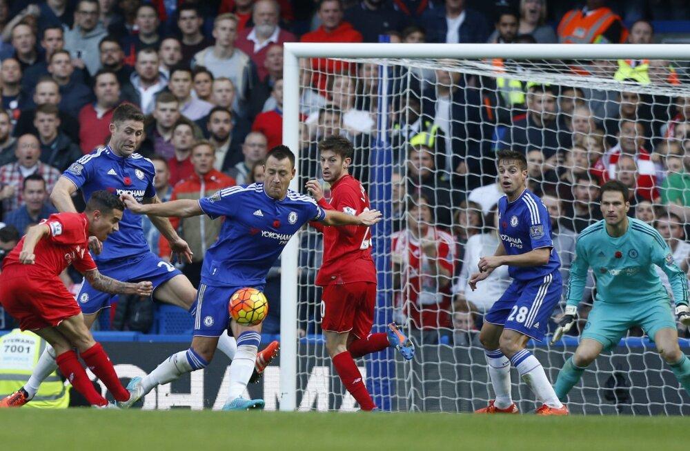 Hüvasti, Mourinho? Liverpooli eesotsas esimese liigavõidu teeninud Klopp süvendas Chelsea kriisi veelgi