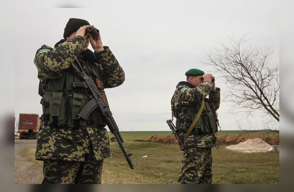 SBU vahistas Lõuna-Ukrainas 23-aastase Vene spioonitari