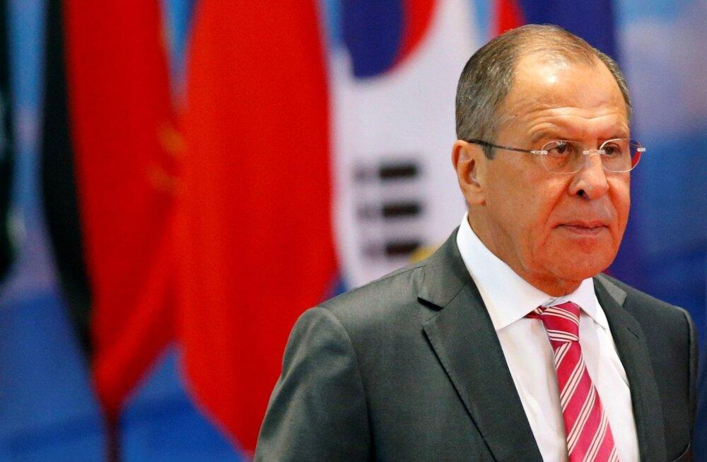 Lavrov USA demokraatide häkkimissüüdistustest: ma ei taha neljatähelisi sõnu kasutada
