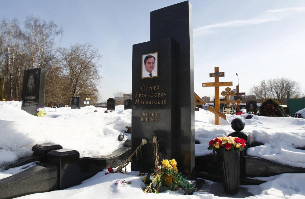 Taani leht: Danske Bank Eestis on seotud mõrvatud advokaadi Sergei Magnitski poolt avalikustatud juhtumi rahade liigutamisega