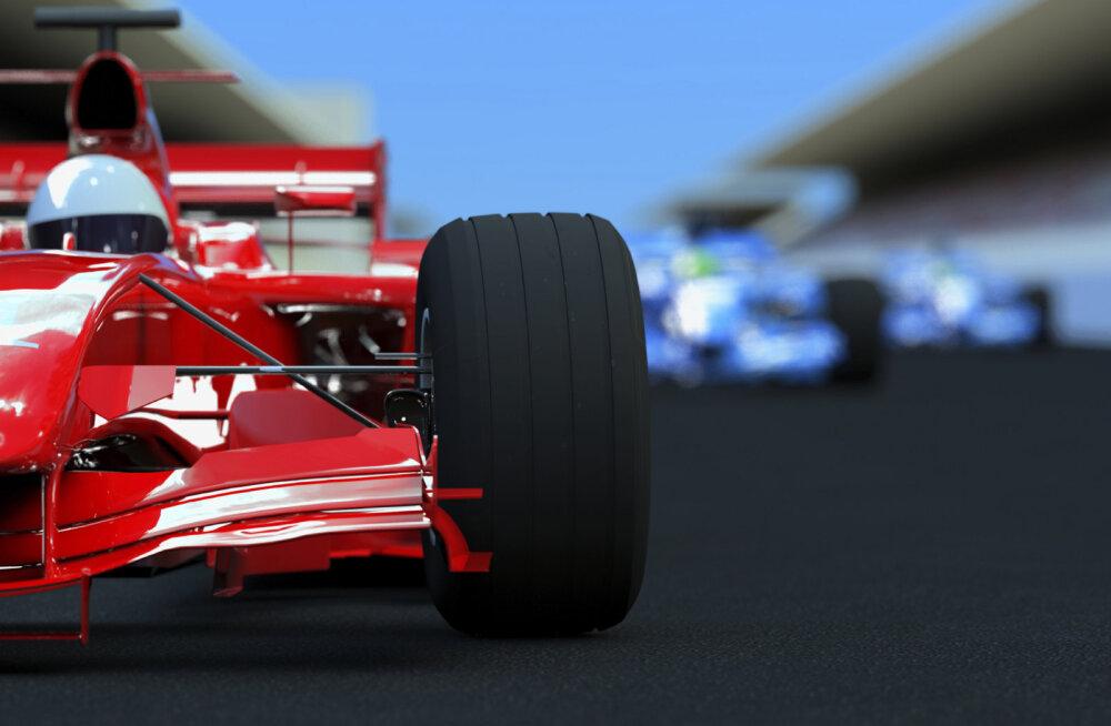 F1 Hooajale tõmmatakse joon alla Abu Dhabis