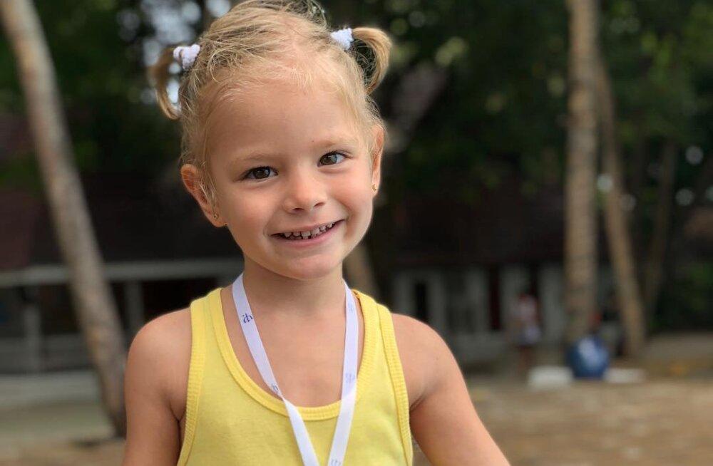 Тимати подарил 4-летней дочери кольцо с бриллиантом