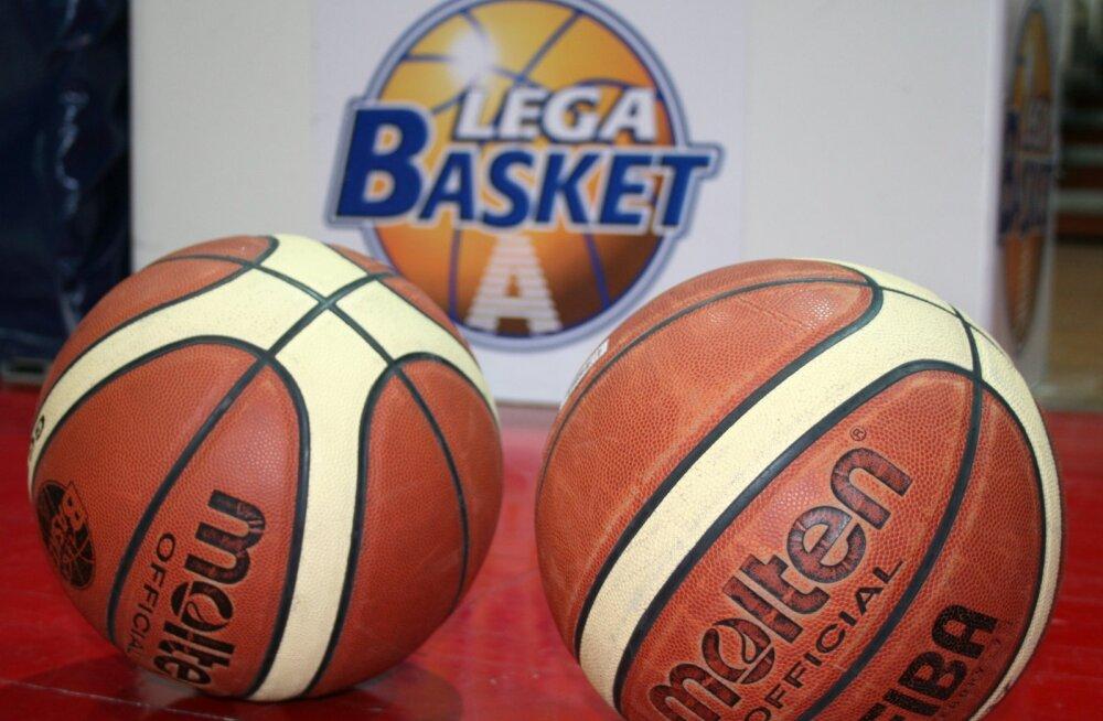 Itaalia korvpalliliigades on lepingutesse hakatud lisama koroonaklausel