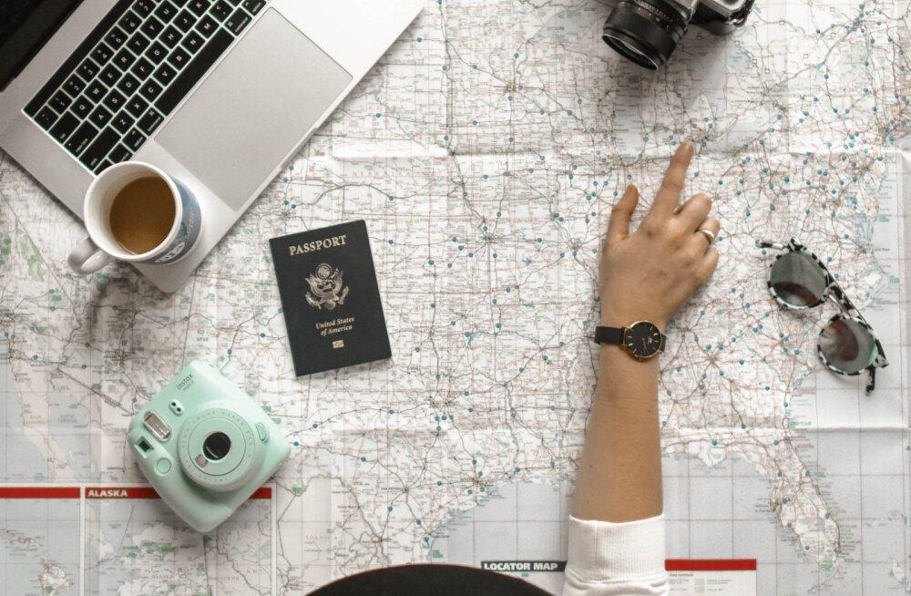 Ära astu ämbrisse! Seitse peamist viga, mida inimesed reisimisel teevad