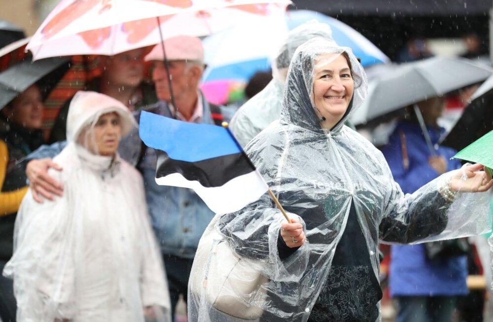 ГЛАВНОЕ ЗА ДЕНЬ: День восстановления независимости Эстонии: празднования, события, впечатления