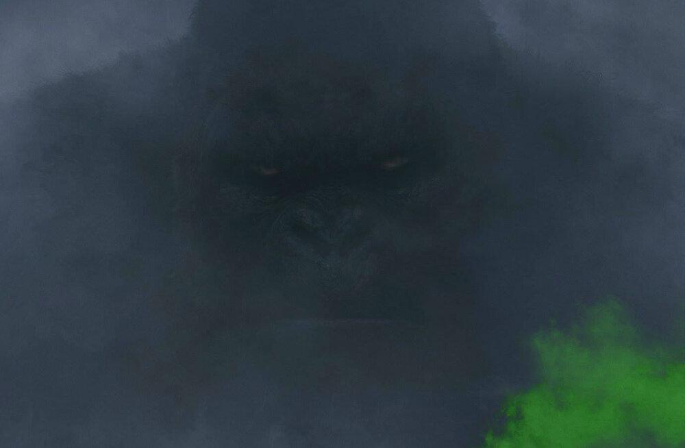 "TREILER: ""Kong: Skull Island"" tutvustab seni suurimat King Kongi"