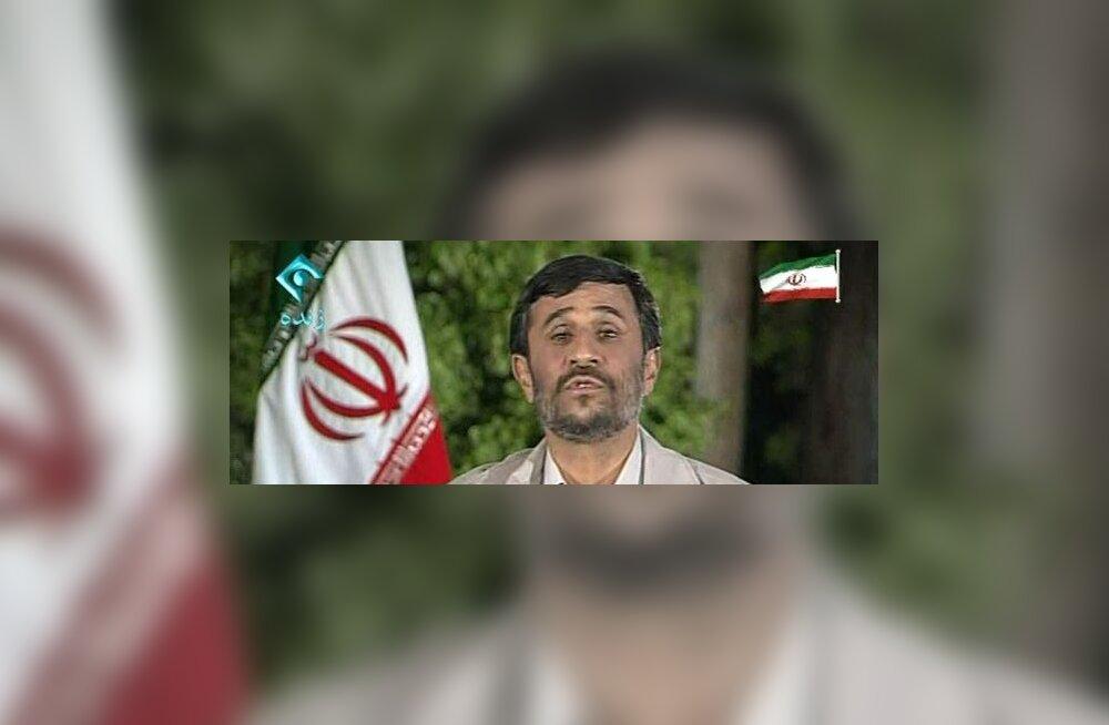 Iraani juhi usutlus: tuumarelv kuulub minevikku!