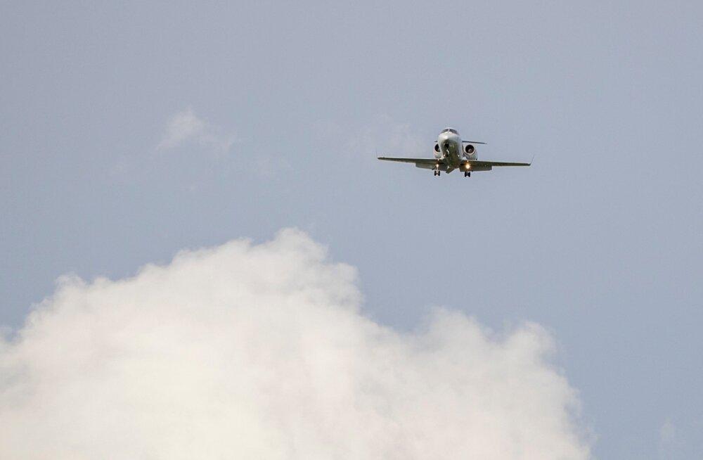 Neli põhjust, miks reisilennukites pole langevarje reisijate jaoks
