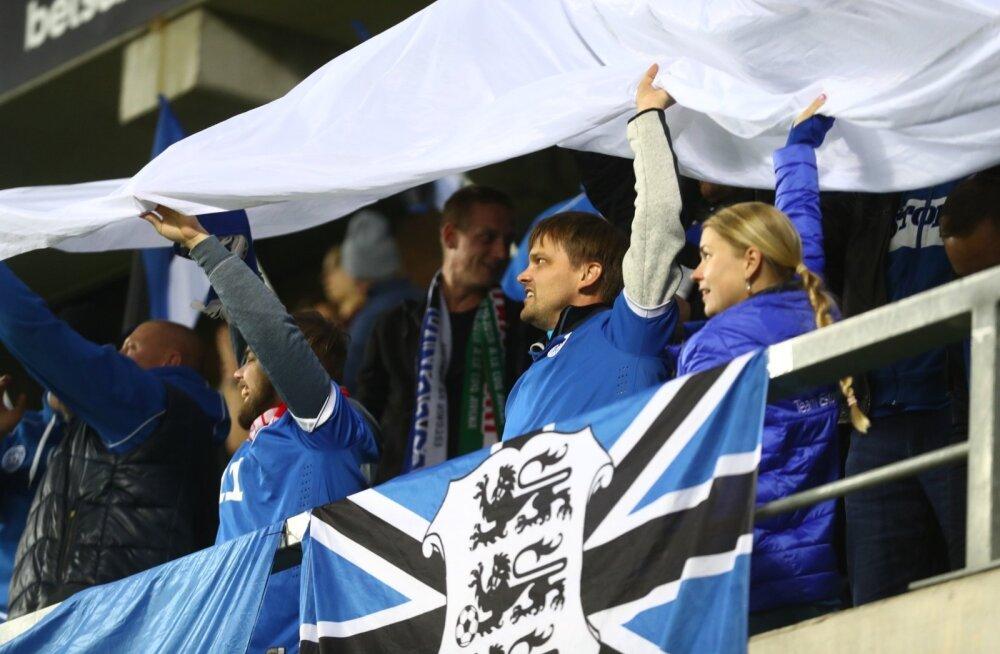 Jalgpall Eesti - Ungari