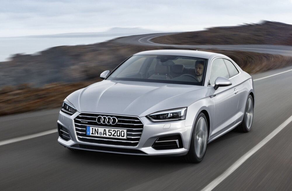 WhatCari proovisõit: Audi A5 Coupé – uudis, mis BMW-le tõenäoliselt ei meeldi