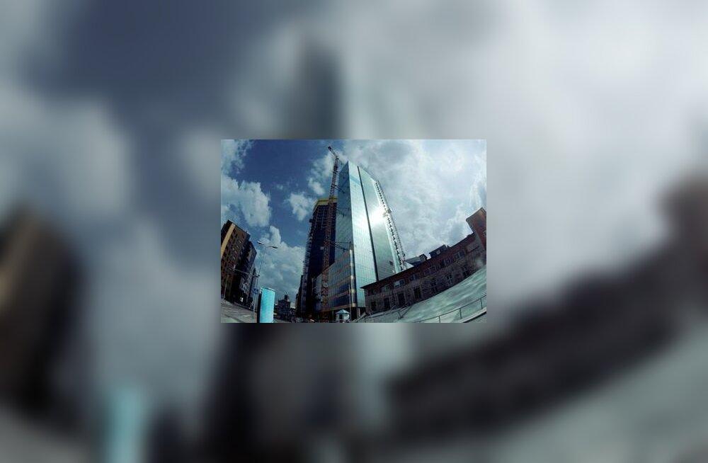 Таллиннские башни-близнецы