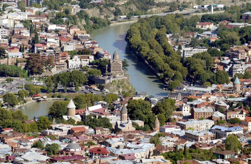 Gruusia piirid eestlastele taas avatud! Vaata, kui soodsa hinnaga lennata saab