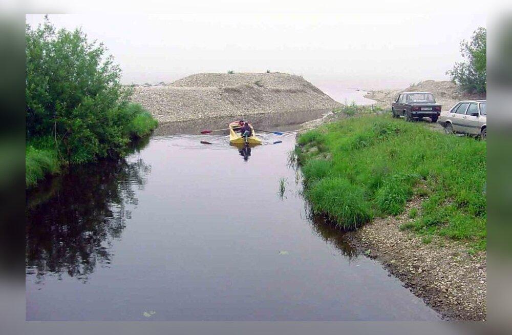 Место для выгрузки рыбы: Силламяэ должен определиться насчёт речного порта