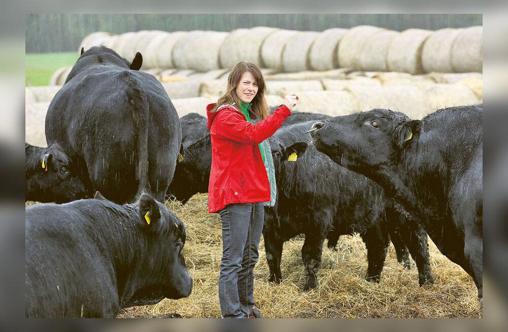Veisekasvataja Jane Mättik: Noortel tasub maal elada