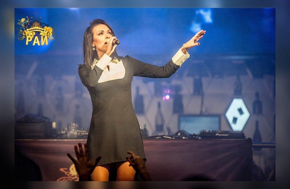 TANTSUPARADIIS – Venemaa tähtansambel IN-JAN kontsert club Hollywoodis!