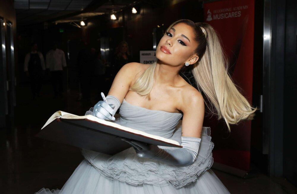Kaotusega raske leppida: Ariana Grande käitumine on fännide seas tulise vaidluse tõstatanud