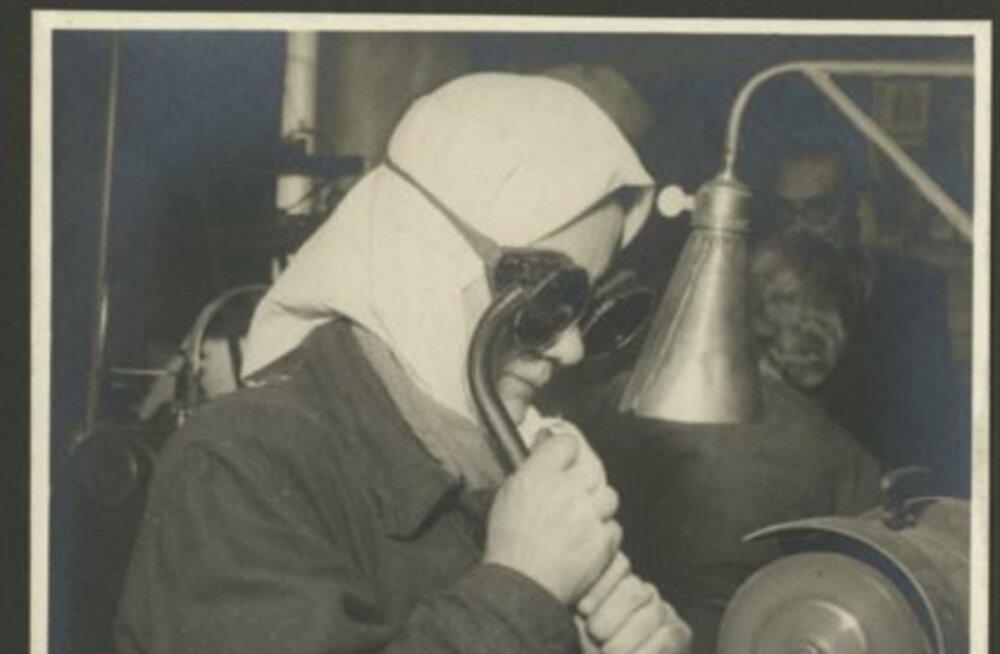 Tule ajalukku! | 1953: Saage tuttavaks - töötaja, kes ei tee vigu