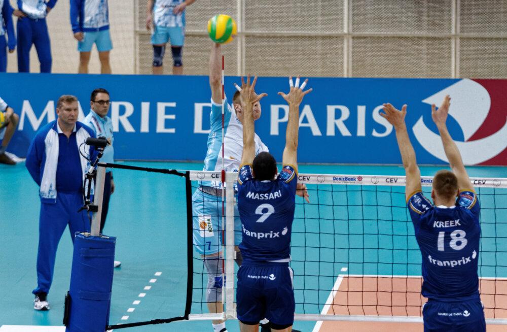 Võimas võit! Kreek aitas Pariisil šokeerida Meistrite liiga soosikut