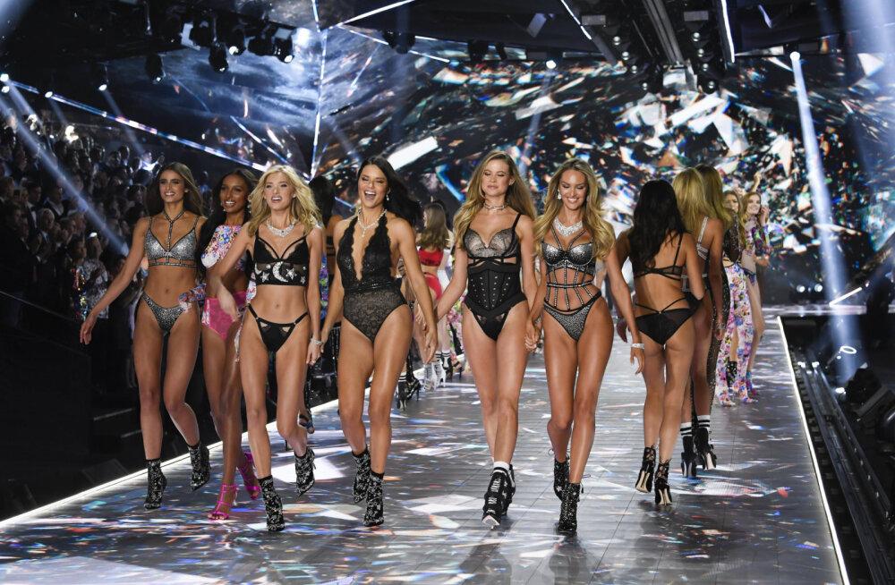Victoria's Secret впервые отменил свой ежегодный показ
