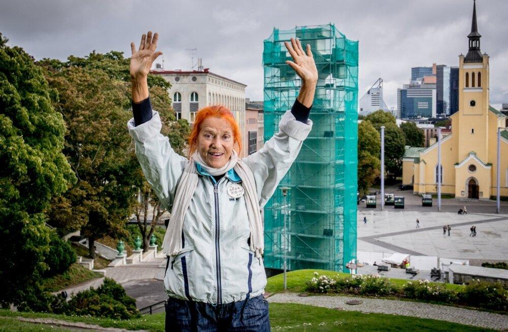 Veel ühe uue partei juht: Eestis tuleb kogu jama ära lõpetada ja targad inimesed võimule tuua!