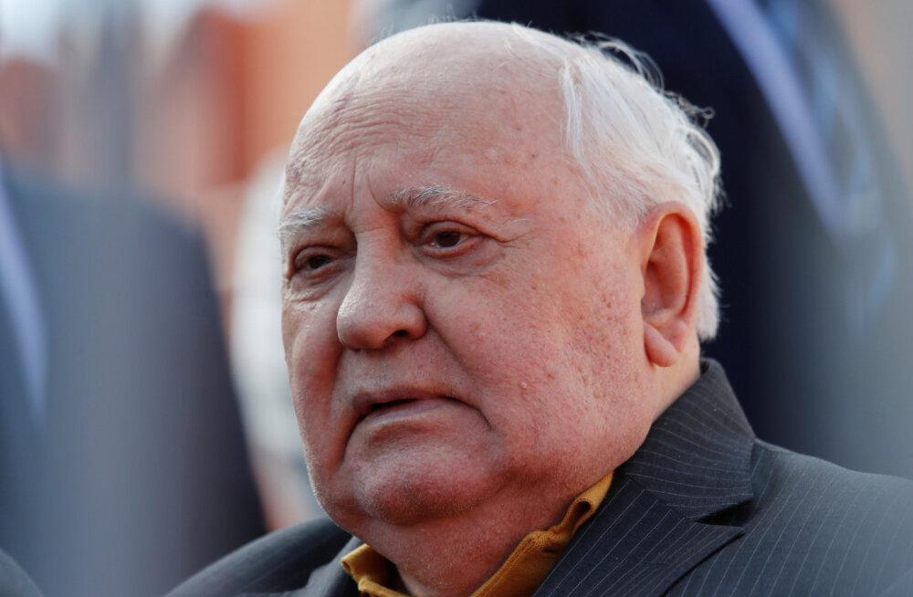 Венедиктов рассказал о плохом состоянии Горбачева. Пресс-служба последнего эту информацию категорически опровергает