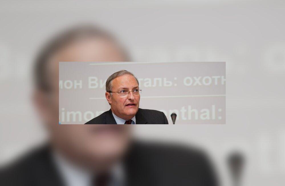 Зурофф: в странах Балтии не осуждают коллаборационистов