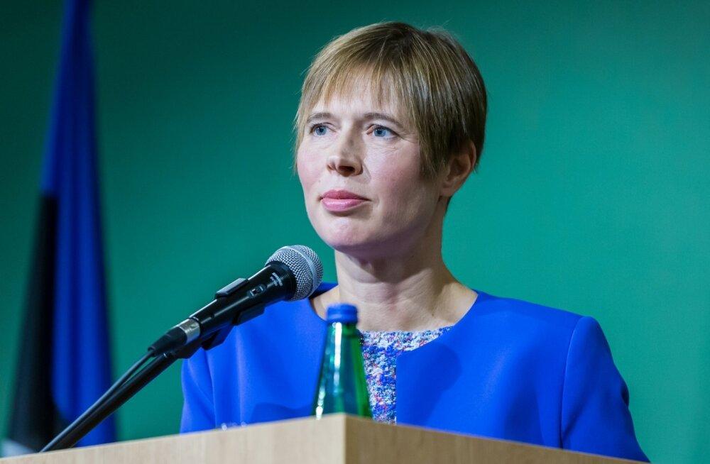 Kersti Kaljulaid avas Võrus ettevõtlusnädala