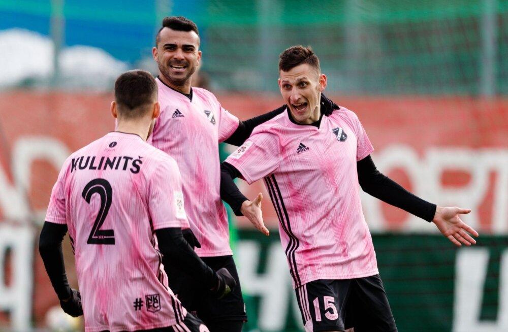 Nõmme Kalju FC vs FCI Levadia