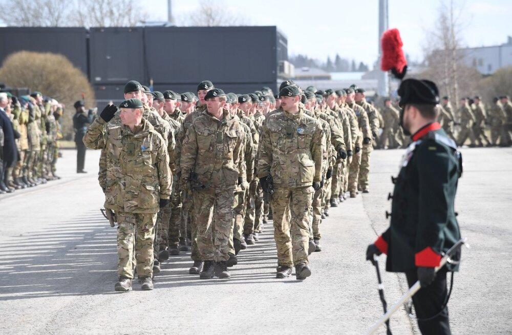 Би-би-си: что может НАТО противопоставить России в Эстонии