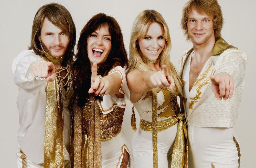 Maailma populaarseim ABBA show jõuab aasta lõpus Tallinnasse
