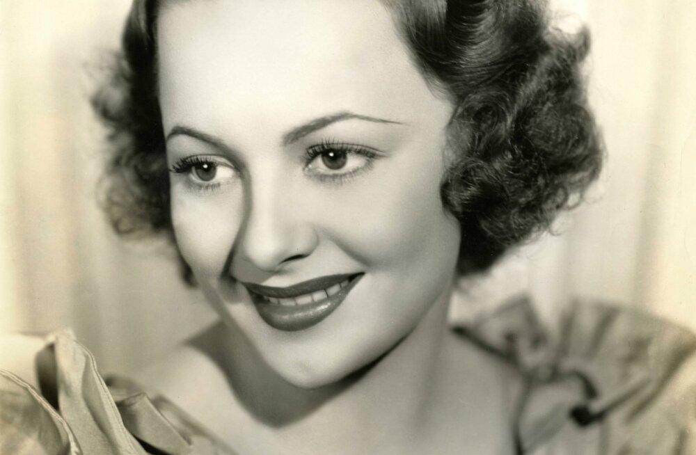 Suri Hollywoodi kuldajastu täht Olivia de Havilland