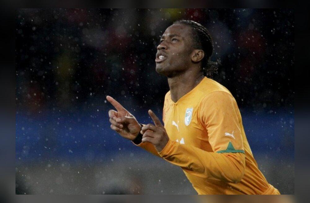 Didier Drogba, Elevandiluuranniku koondis