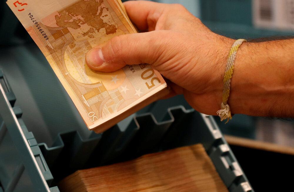 Euroopa keskpank lõpetas formaalselt 2,6 triljoni eurose rahatrükiprogrammi