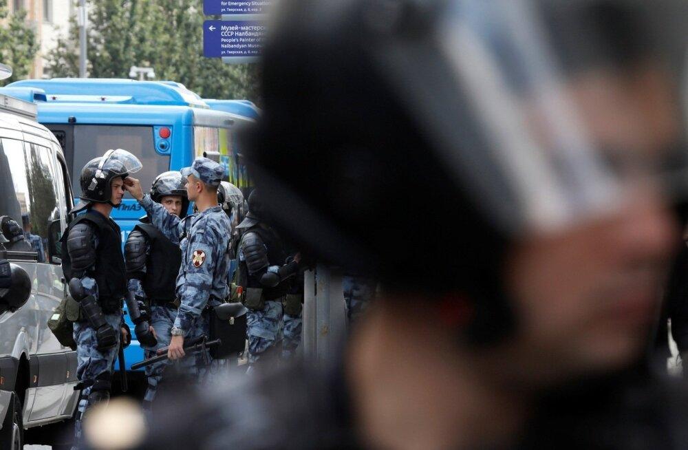ПАСЕ на этой неделе обсудит протесты в Москве
