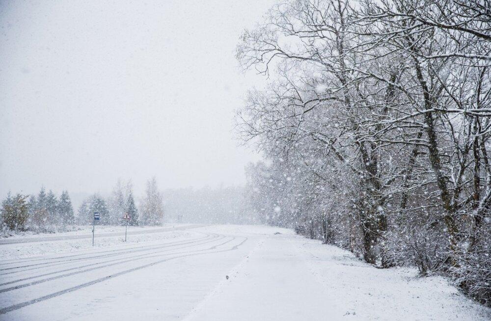 Lähenev aastavahetus sunnib liiklejaid taas tähelepanelikkusele.